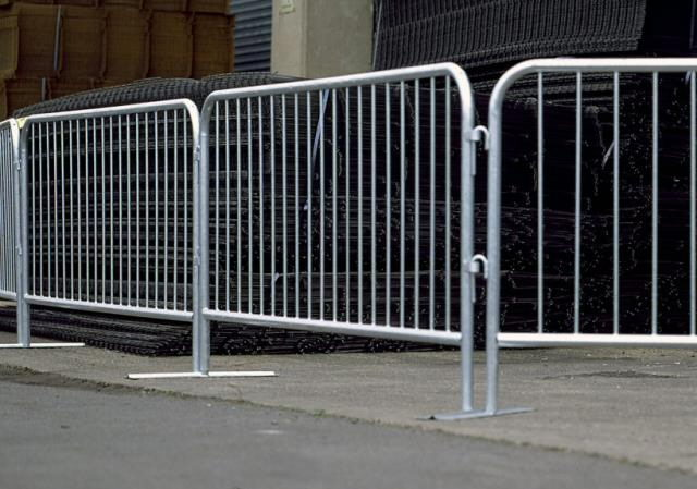 Security Barricade Rentals and Installation Lansing MI